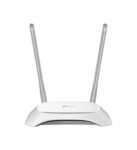 [TP-TL-WR840N] ROUTER 300MBPS 2.4GHZ 2 ANTENAS INALAMBRICO